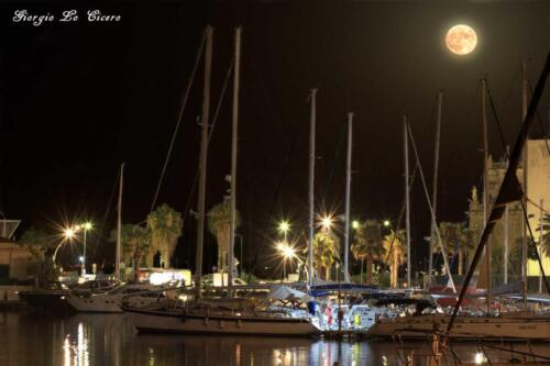 2020 08 03-Full-Moon-Cala-di-Palermo