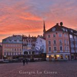 Sunrise in Riga 5