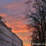 Sunrise in Riga 4