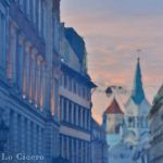 Sunset in Riga 3